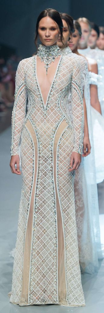 Michael Cinco Spring Summer 2015 Couture Collection