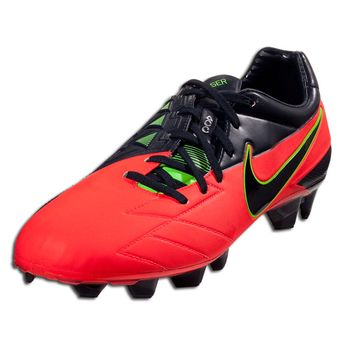 low priced 8035f e4644 Nike Total90 Laser IV - ACC - Bright Crimson Dark Obsidian Electric Green  Firm
