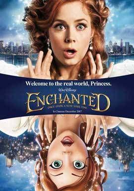 Enchanted Family Movie Night