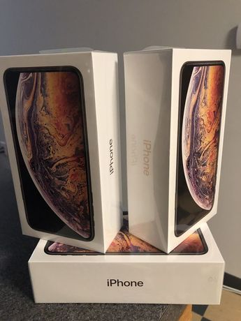 Apple iPhone XS Max - 256GB - Gold Verizon fully unlocked