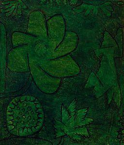 Tief im Wald. 1939, Paul.Klee - ooge.com - large art online