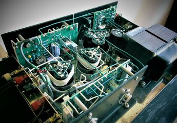 Details about DYNACO 120 Stereo Power Amplifier Amp Audio
