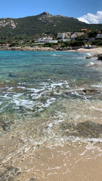 Sea of Corsica, France - Video