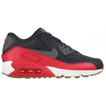 54b2a9020e24 Nike Air Max 90 - Women s - Running - Shoes - Black Dark Grey
