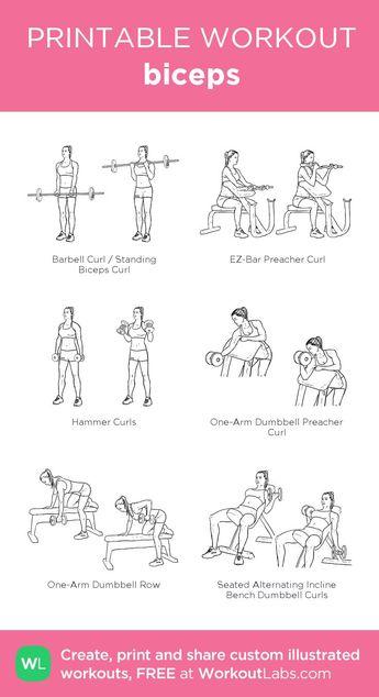 Build Sexier Biceps