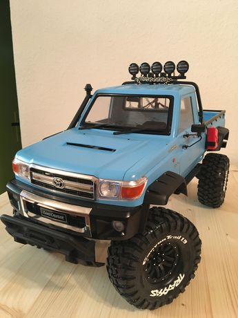 RC4WD Trail Finder 2 LWB 1/10 RC Crawler • Custom Beauty!