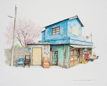 manhodong   이미경 Lee Me Kyeoung   2013