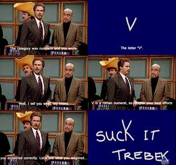 Suck it, Trebek