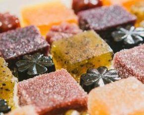Pâtes de fruits détox sans sucre