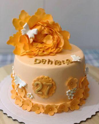 ENAMORADA de mi precioso pastel de cumpleaños!!! By me encantó demasiado eres una artista  ENAMORADA de mi precioso pastel de cumpleaños!!! By me encantó demasiado eres una artista Muchísimas graciaaas!!! #Instagram #Picoftheday #Photography #Bestoftheday #Happybirthdaytome #Cakestagram #BirthdayCake #Fondantcake #Creative #Cake #Orange #Flowers #Butterfly #Sweet #Delicious #Beautiful #Cute #Lovely #Top #Inlove #Perfect #Moment #Amazing #InstaGood #InstaMoment #InstaLike #Instagramers #LikeforLi