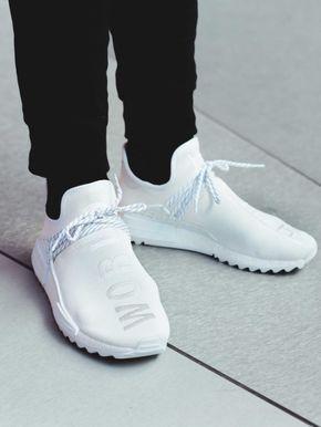 Order authentic Human Race Adidas HU Cream White