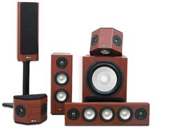 Epic Grand Master 350 Home Theater System | Axiom Audio