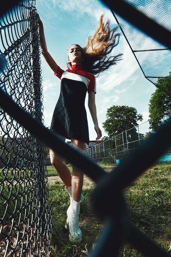 Transitional Fashion - Nylon Exclusive: Katiusha Feofanova