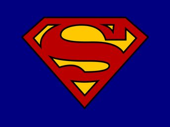 Printable Superman Logo
