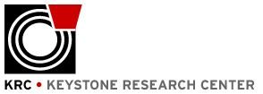 The Keystone Research Center was created to broaden public discussion on strategies to achieve a more prosperous and equitable Pennsylvania economy.    As a research and policy development institute, the Keystone Research Center conducts original research, produces reports, and promotes public dialog that addresses important economic and civic problems, and proposes new policies to help resolve those problems.