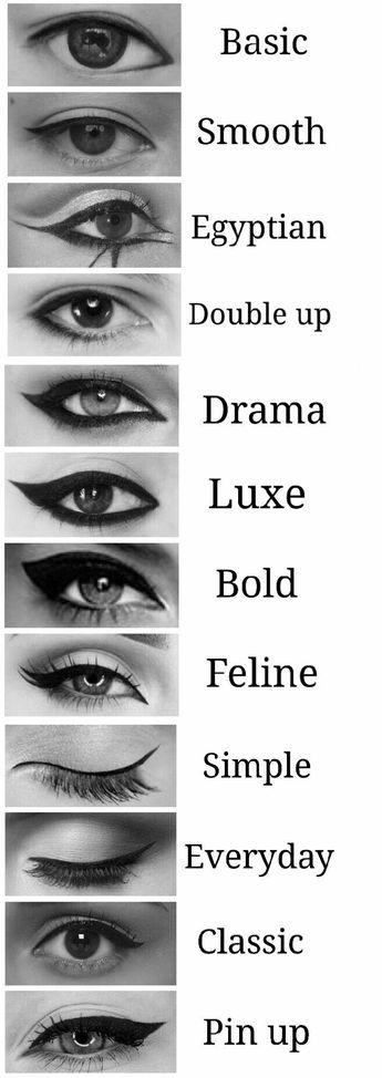 Eyeliner la battle !