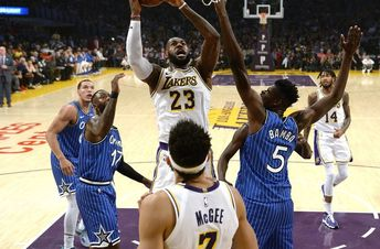 3a0b1a84b07 Los Angeles  Lakers again lose to the Magic and bad habits!  NBA