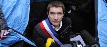 Gatignon met fin à sa grève de la faim et récolte cinq millions d'euros en plus pour sa commune