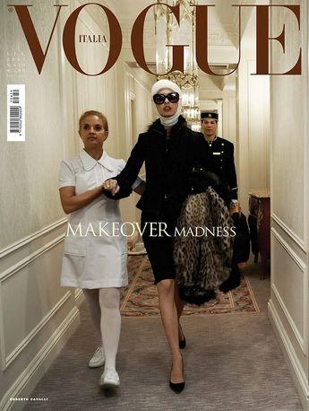 Remembering Franca Sozzani: Her Best Italian Vogue Covers