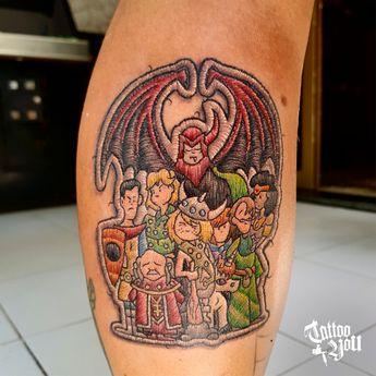 Mestre Dos Magos Tatuagem Ideas And Images Pikuv