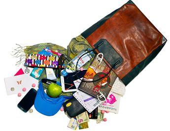 Maria Sharapova: What's In My Bag? #pursesyourlips
