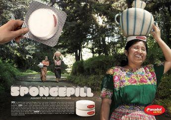 Advertising Agency: 4 AM Saatchi & Saatchi, Guatemala Chief Creative Officer: Miguel Mayen Creative Director: Marco P. Ramirez Designer: Vinicio De Leon