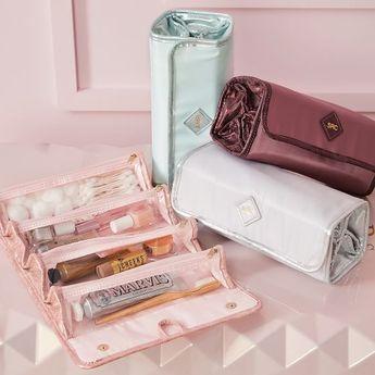 Sleepover Blush Toiletry Bag