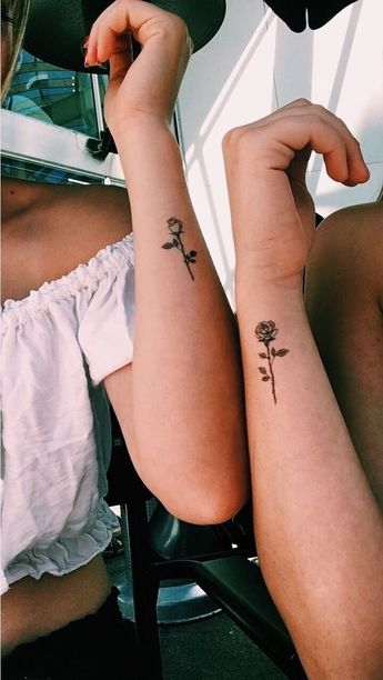 26 Eye-catching Rose Tattoo Ideas For You
