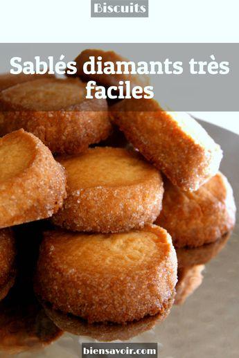 Pour les amoureux de recette sablés, ces biscuits sont à tomber par terre ! De plus ils sont très faciles à faire !