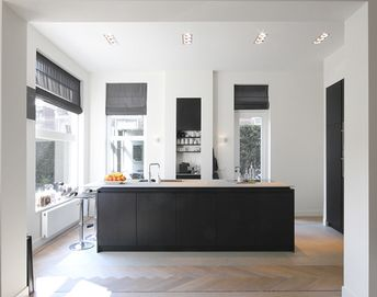 maatwerk keuken loft style