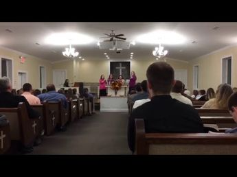 Give Him the Glory & My Lord is Taking Good Care of Me- Lighthouse Baptist Church of Seagrove - YouTube