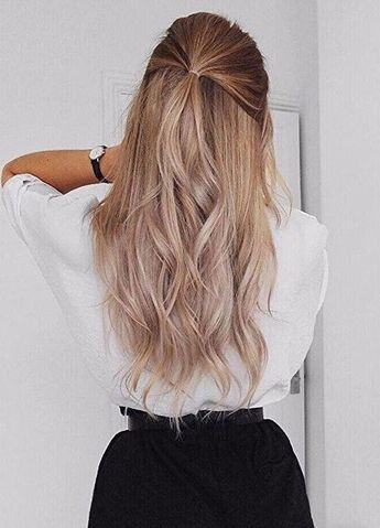 Full Shine Tape In Hair Extensions Balayage Ombre Hair Color 10/12 Adhesive