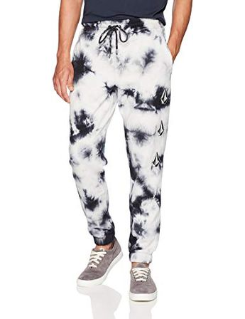 New Volcom Men s Deadly Stones Graphic Fleece Modern Fit Sweatpant online  shopping c0c735823