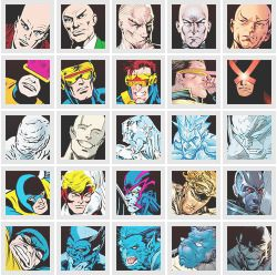 storm X-men beast Cyclops Magneto Professor X Wolverine mystique angel Psylocke rogue gambit jean grey jubilee cable emma frost bishop colossus Iceman Kitty Pryde Dazzler banshee polaris havok longshot northstar Nightcrawler cannonball rachel grey forge