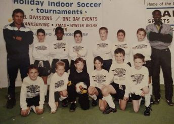 #tbt When it wasn't cool to play soccer in America. Thank you @goldentouchsoccer and @palumboacademy... #tbt When it wasn't cool to play soccer in America. Thank you @goldentouchsoccer and @palumboacademy . . . . . #soccer #futbol #sports #nike #sport #fifa #fitness #goal #skills #worldcup #fútbol #soccerlife #soccerplayer #goals #nikefootball #soccerball #athlete #soccerstar #youth #empower #inspire #americansoccer