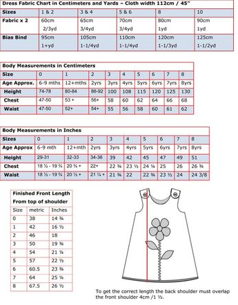 Girls reversible jumper dress pdf sewing pattern Petal Reversible Dress, sizes 6-9 months to 8 years, includes 3 appliques