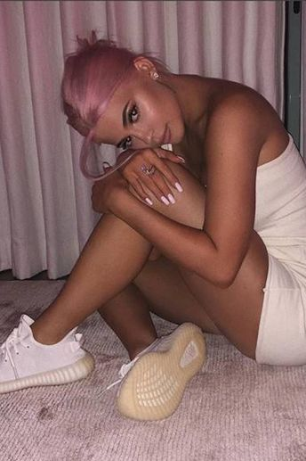 Kylie Jenner Now Has Pink Hair — and It Only Cost $48 to Do