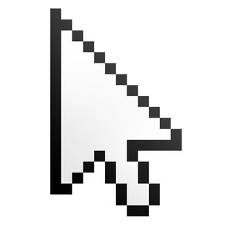 Like us, you have probably wondered why your mouse cursor is slightly titled rather than straight, it is was always one of those on-going computer mysteries, until now...