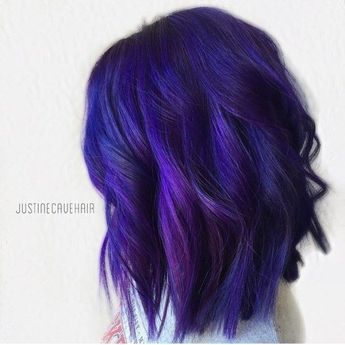 18 Purple Rain Hair Designs Dedicated to Prince at CherryCherryBeaut