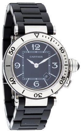 Cartier Seatimer Watch