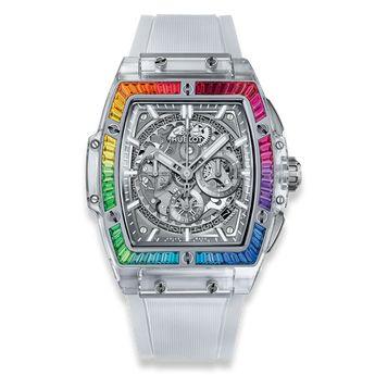 Hublot Spirit of Big Bang Sapphire Rainbow Unisex Watch