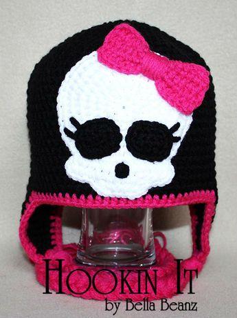 Monster High Crochet Patterns Crochet4