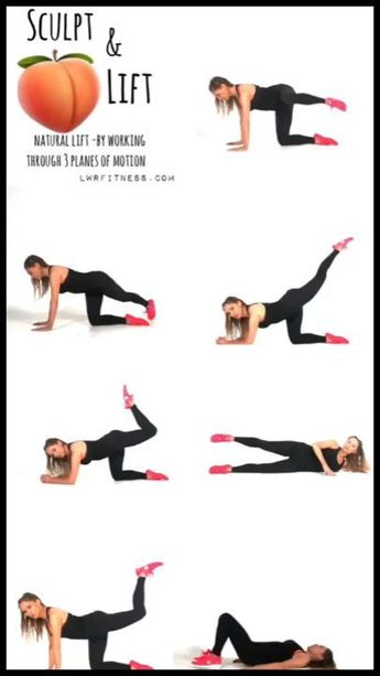 LOWER BODY WORKOUT -