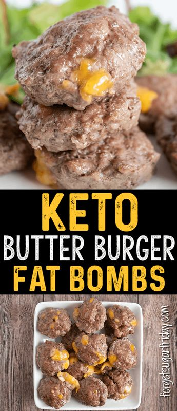 The ULTIMATE keto savory fat bombs!! These Keto Butter Burgers are bursting with flavor and have ZERO carbs. Each Butter Burger ketogenic fat bomb has 10g fat, so they'll help you perfectly stick to your keto diet. Plus they're a super easy keto recipe! #keto #ketofatbombs #ketodiet #ketorecipes #lchf