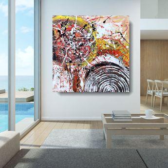 Vendita online Quadri moderni Astratti originali dipinti a