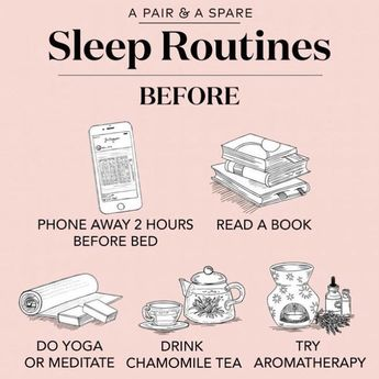 Do You Struggle To Get To Sleep? 🛏😴. Sometimes it can be difficult to calm your mind prior to bed. What helps you? 💙 Love These Sleep…