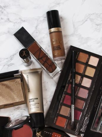 Makeup Bag Essentials - Chocolate and Conversations