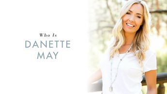 Who is Danette May?