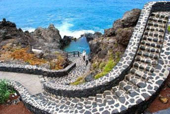 Playa de San Juán de la Rambla (Tenerife)