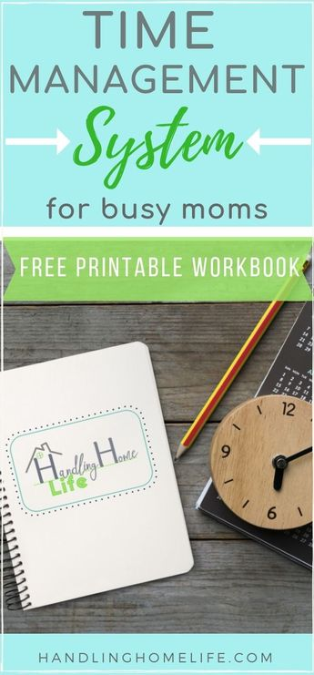 Time Management for Moms to Boost Your Productivity